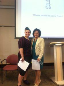 Kelsey & Mayor Osinchuk